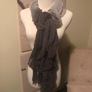 Ombré scarf